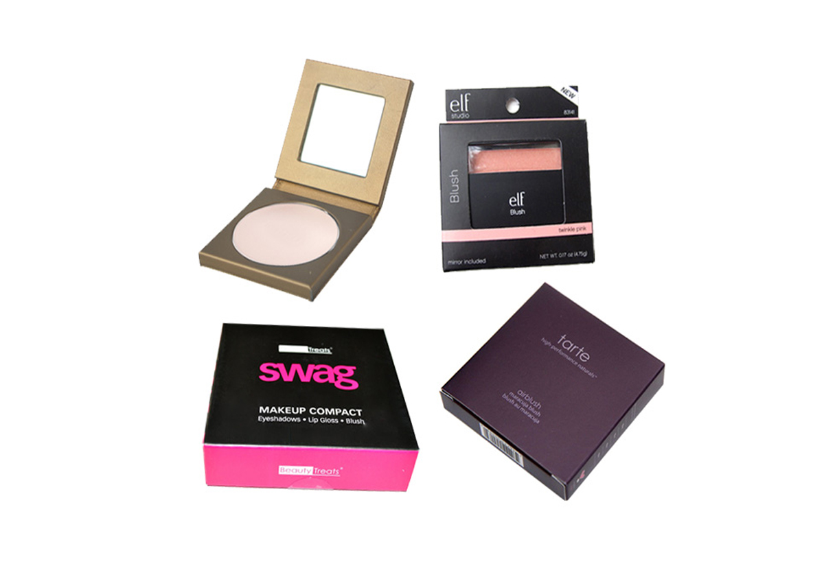Compact Blushes