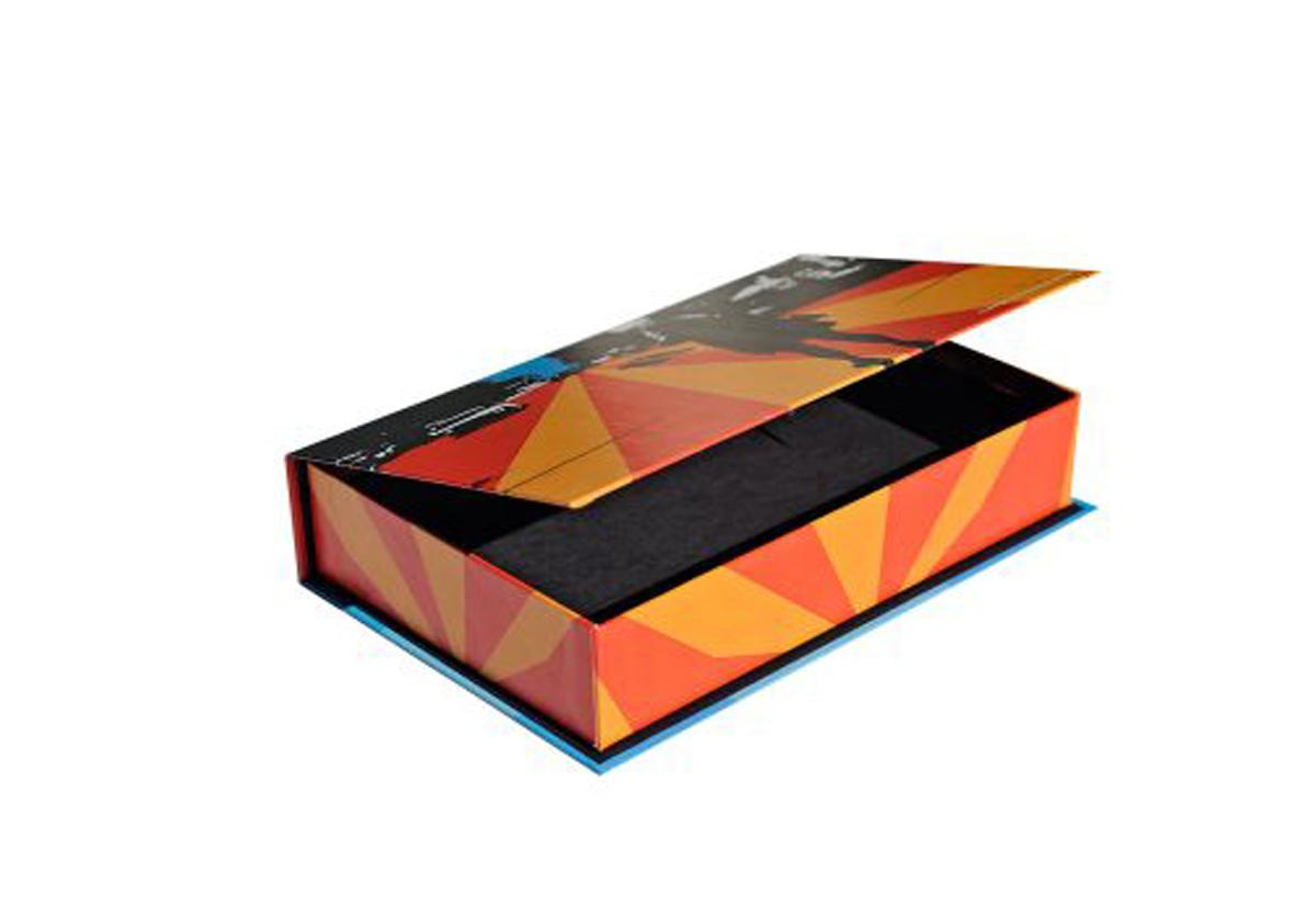 Two Piece Setup Box