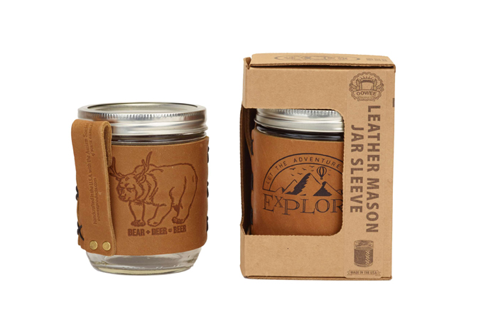Cup Jar Sleeve Packaging